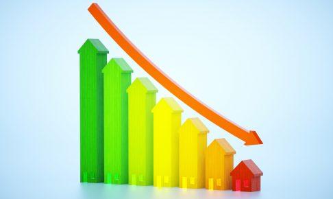 バブル、リーマンショック…不動産価格急落の見極め方と不動産投資のポイント