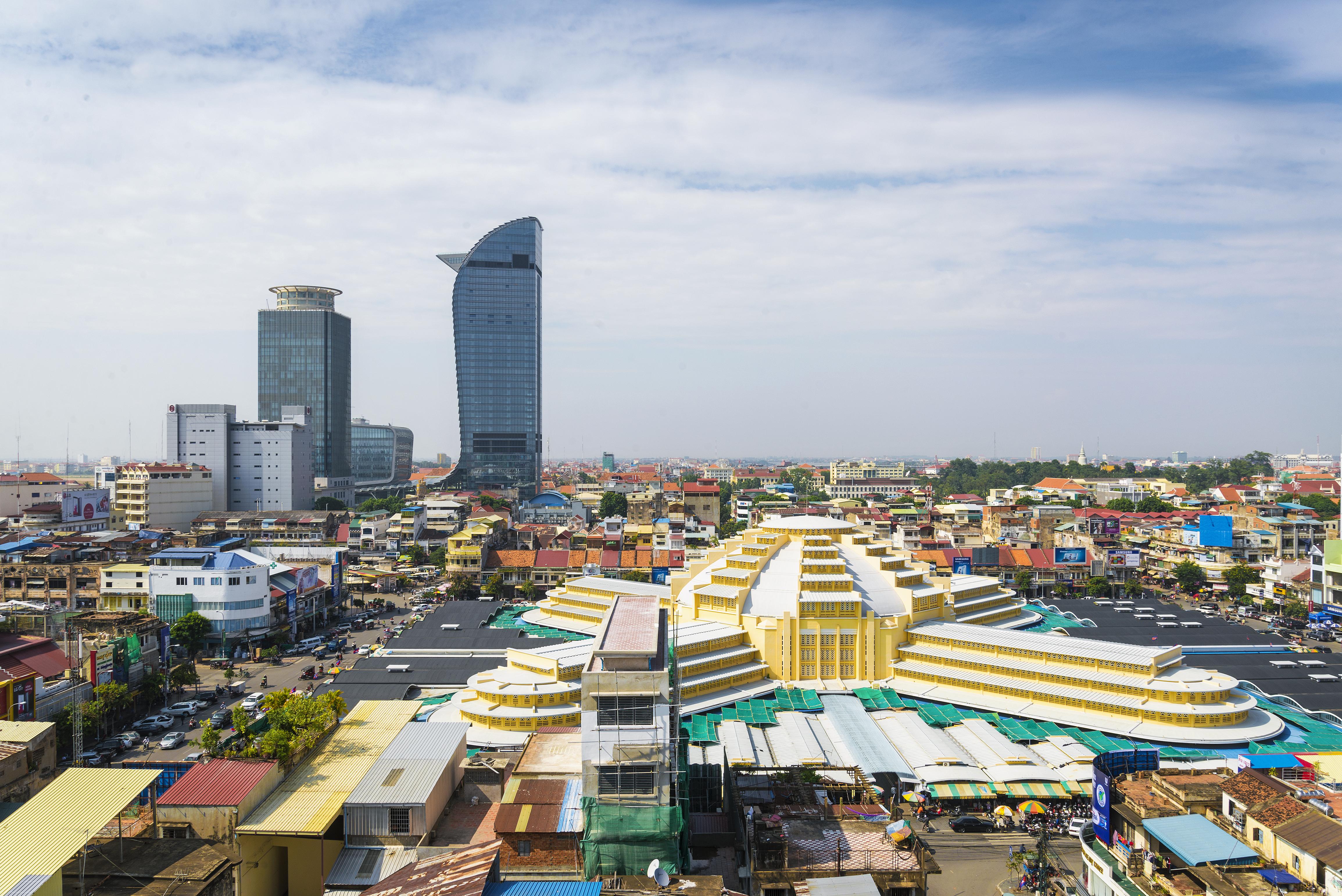 カンボジアの不動産投資