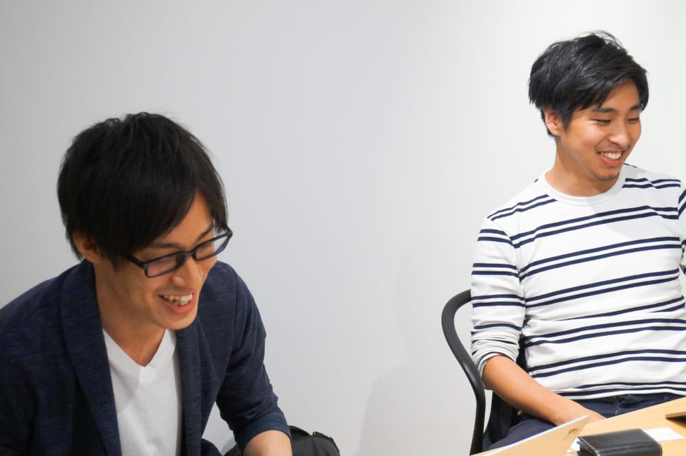 田上さんと安さん