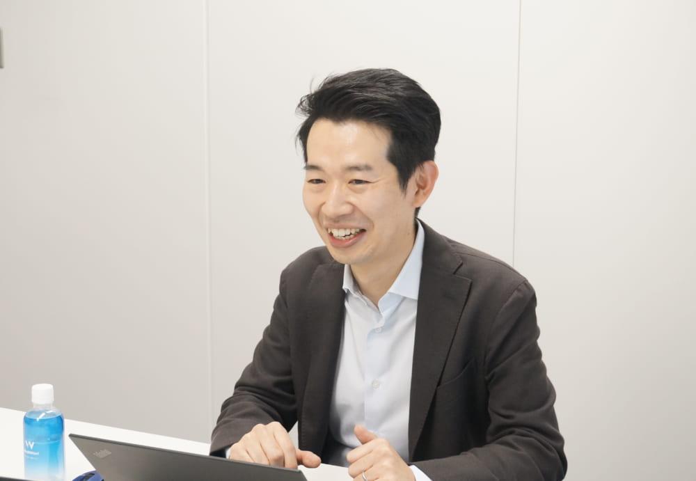 ウェルスナビ株式会社 吉江雅史氏