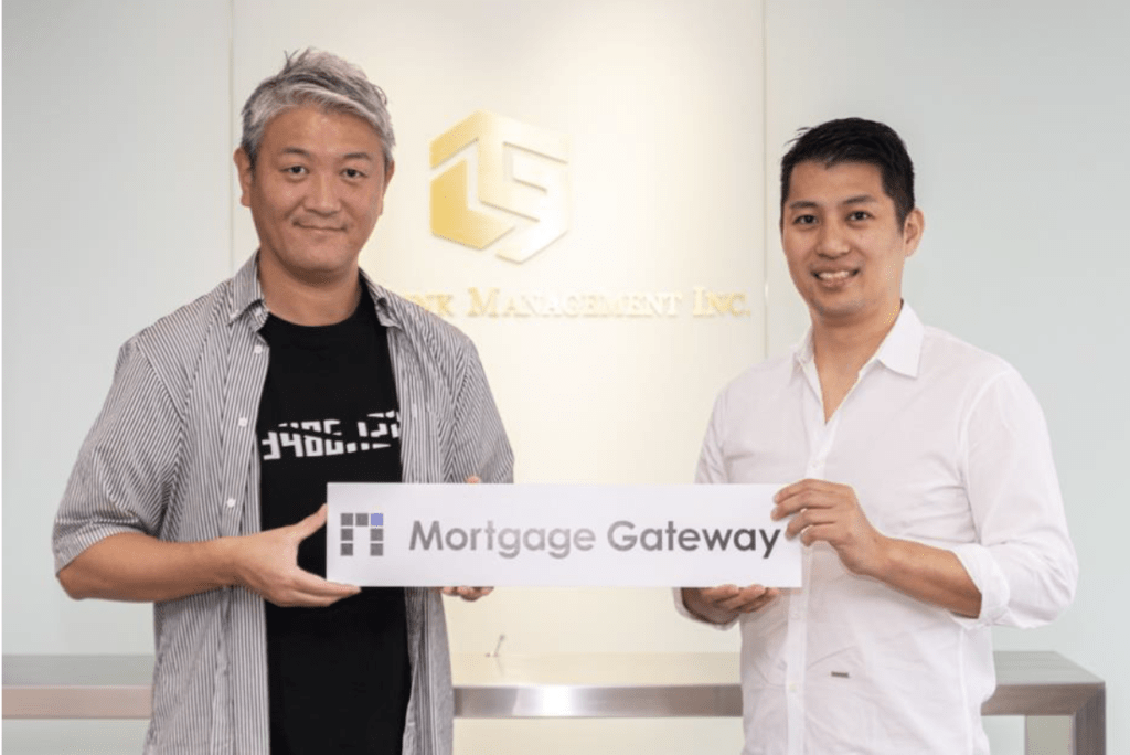 GLM 代表・金 大仲氏、GA テクノロジーズ社代表・樋口 龍 氏